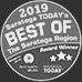 Saratoga Today - Best of the region 2019