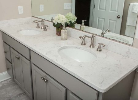 Marble Or Granite Bathroom Vanities Stone Top Vanities For Bathrooms