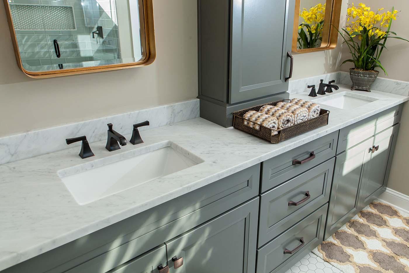 Marble Or Granite Bathroom Vanities Stone Top Vanities For Bathrooms